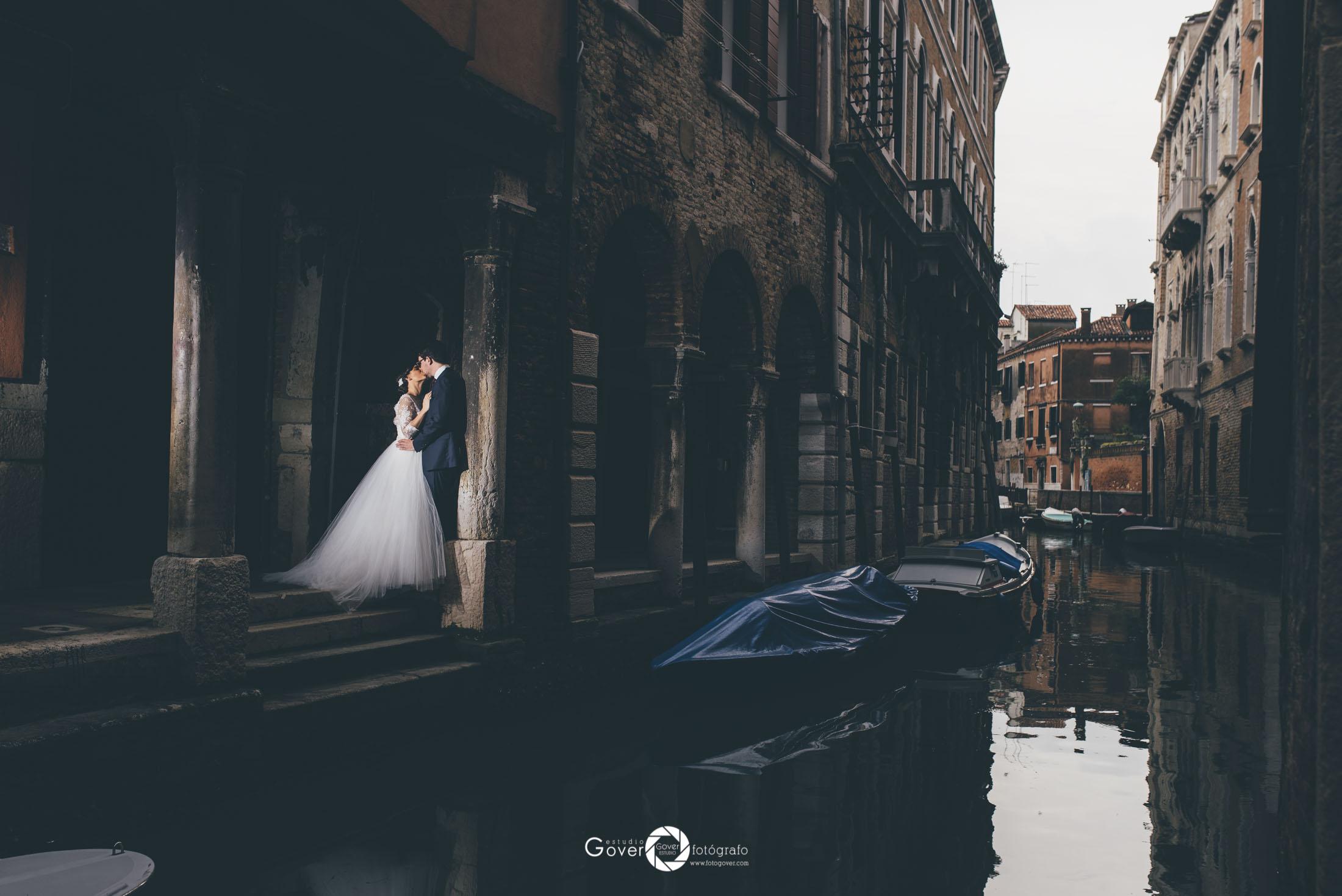 Fotografía de boda Gipuzkoa - Estudio Gover