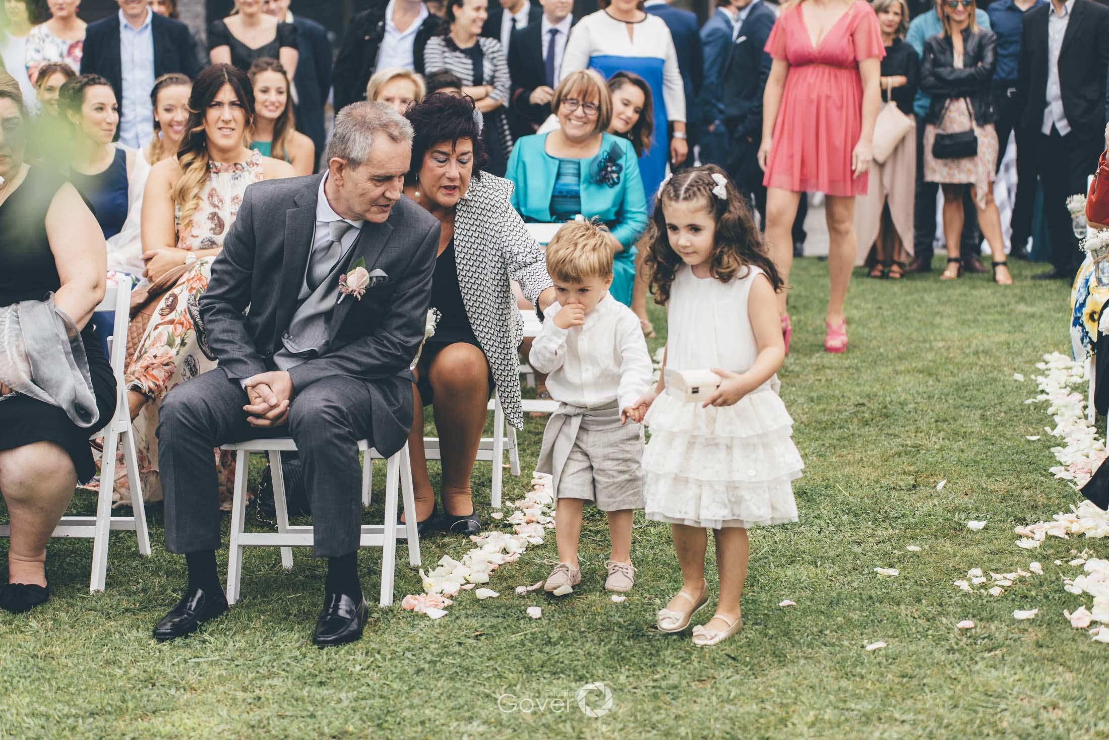 boda en Orio