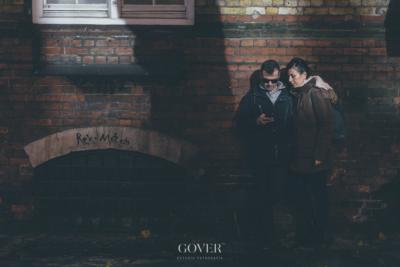 fotos de pareja en Londres
