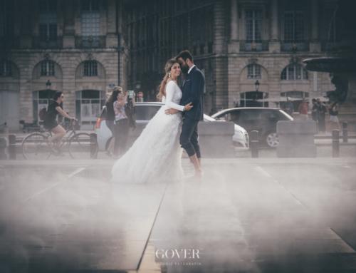 Postboda Burdeos Edurne & Hugo | Fotografo de bodas