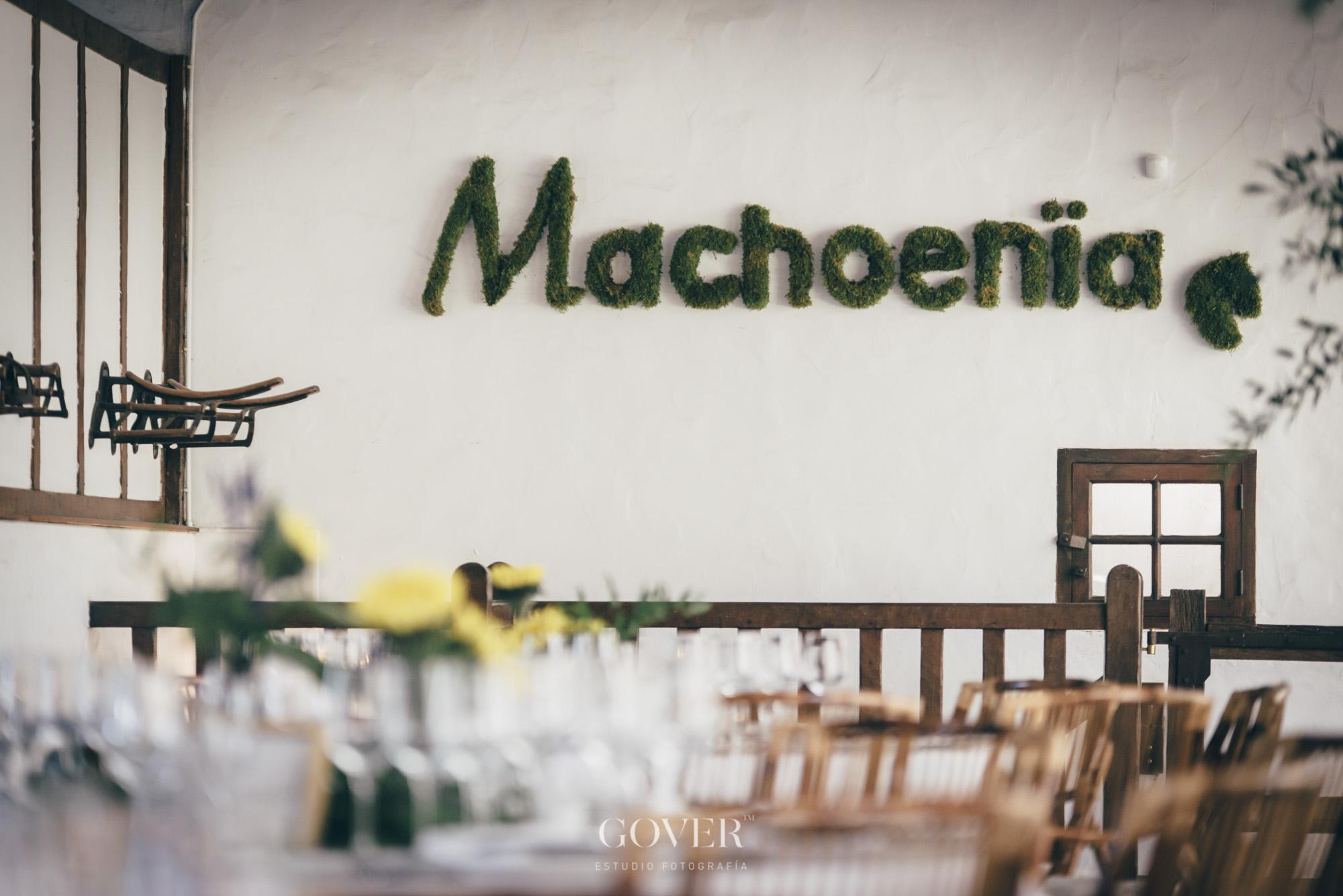 Finca Machoenia